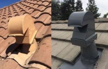 Dryer Roof Jack